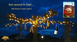 Een avond in Exel